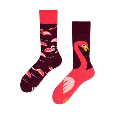 Chaussettes Pink flamingo