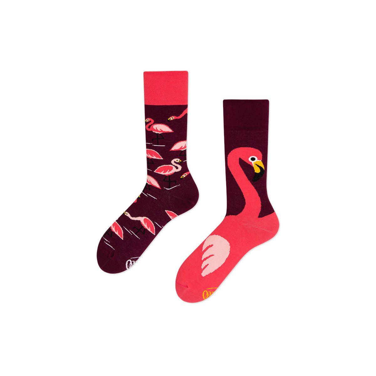 Chaussettes Pink flamingo