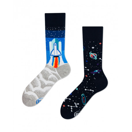 Chaussettes Space Trip