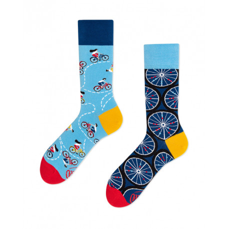 Chaussettes The bicycles