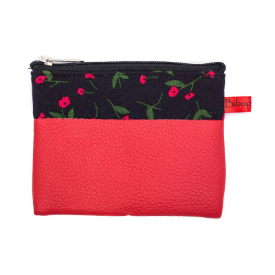 Petit porte-monnaie Strawberry