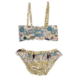 Bikini coton enfant Gaia