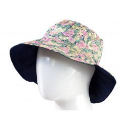 Chapeau coton réversible enfant Isumi