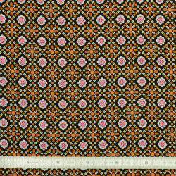 Tissu coton Maya