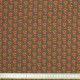 Tissu coton Tulipes gris