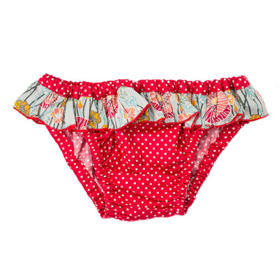 Culotte de bain Poppies