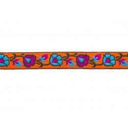 Galon brodé Fleurs 8