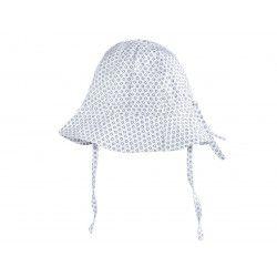 Chapeau de soleil bébé réglable Timothé