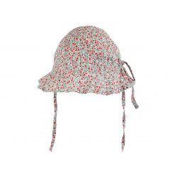 Chapeau de soleil bébé réglable Lizzie