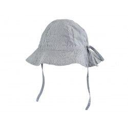 Chapeau de soleil bébé réglable Lou
