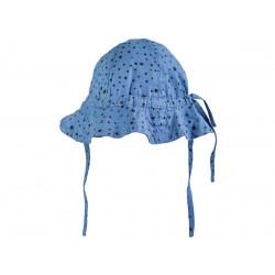 Chapeau de soleil bébé réglable Noa