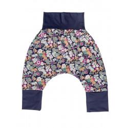 Pantalon sarouel bébé Framboise