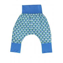 Pantalon sarouel doublé bébé 6-36 mois (3 tailles)