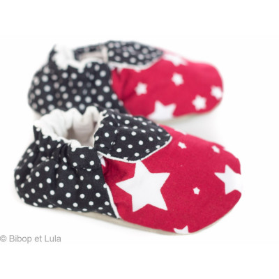 Chaussons Red Star