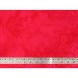 Coton Batik uni rouge