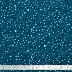 Tissu coton Night Sky