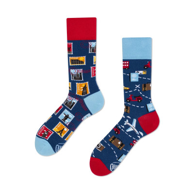 Chaussettes The Traveler