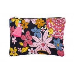 Petite pochette Pink blossom