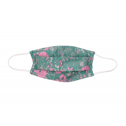 Masque tissu enfant Pink Blossom