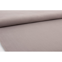 Tissu polaire unie gris
