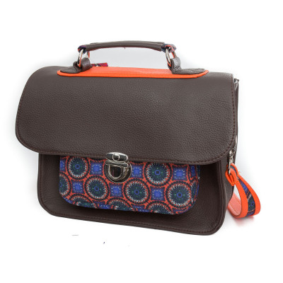 Sac Lula Blue Sixties
