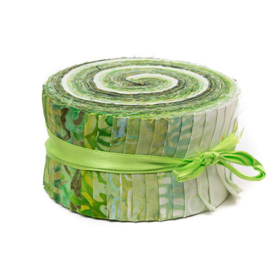 Jelly roll tissu pomme