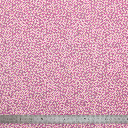 Tissu coton Fleurettes