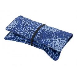 Blague à tabac Batik bleu