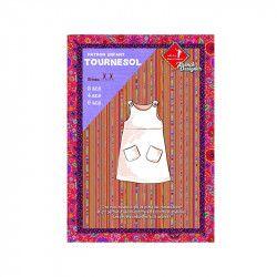 Patrons couture enfant : Tournesol