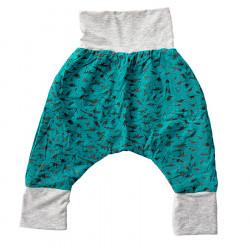 Pantalon sarouel bébé Dino