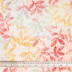 Coton Batik Feuilles