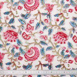 Tissu coton Neela