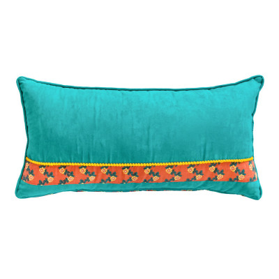 Coussin rectangle Flores