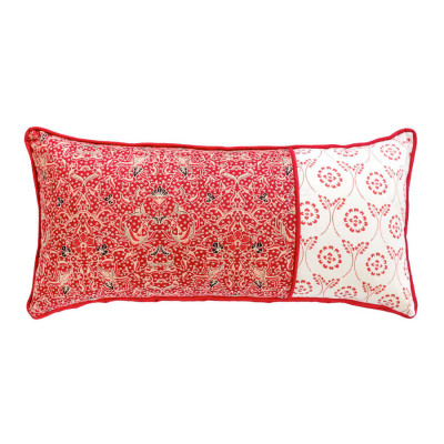 Coussin rectangle Red Tinta