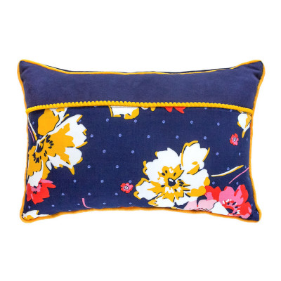 Petit coussin rectangle Bloom