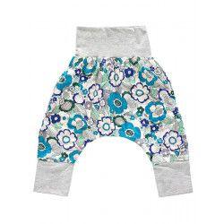 Pantalon sarouel bébé Blue Rétro