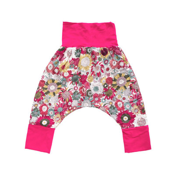 Pantalon sarouel bébé Tournesols