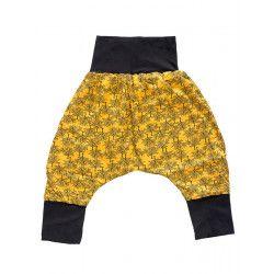 Pantalon sarouel bébé Yellow Trees