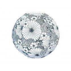 Mini lampion tissu Bouquet