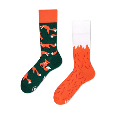 Chaussettes The Red Fox