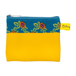 Petit porte-monnaie Flores