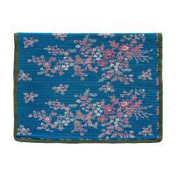Tapis coton Batik