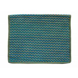 Tapis coton Flores
