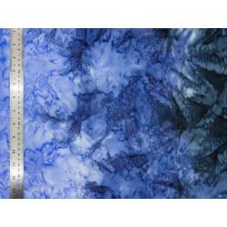 Coton Batik Indira Marbré Gris Orage
