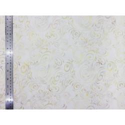 Coton Batik Snow Wind