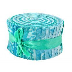 Jelly roll tissu Glacier