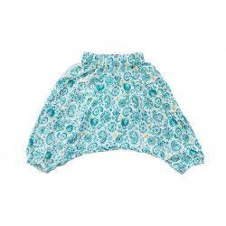 Pantalon sarouel léger Pondichery