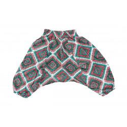 Pantalon sarouel léger Azthèque
