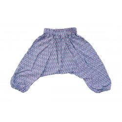 Pantalon sarouel léger 0-3 ans (3 tailles)