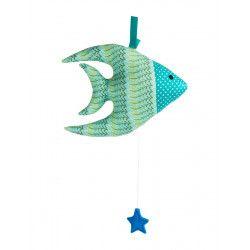 Boite à musique poisson